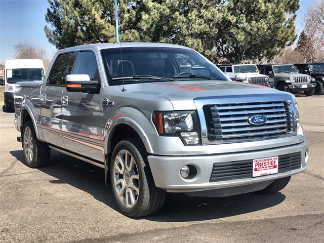 Used 2011 Ford F-150 in Fort Collins, CO