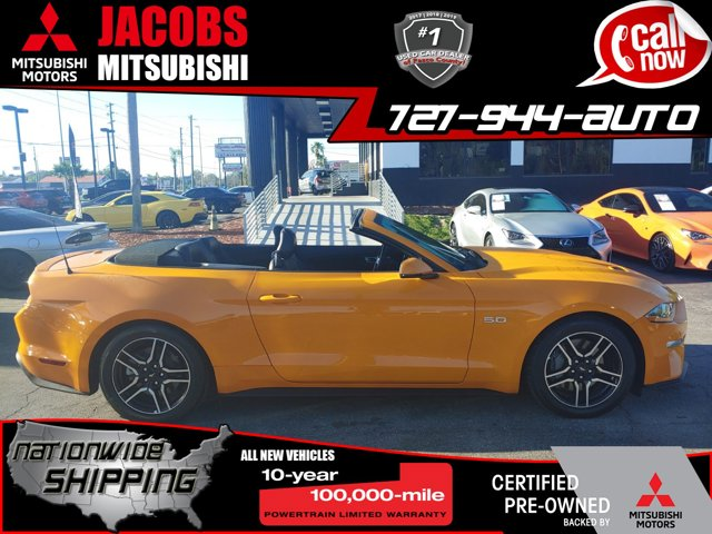 Used 2019 Ford Mustang in New Port Richey, FL