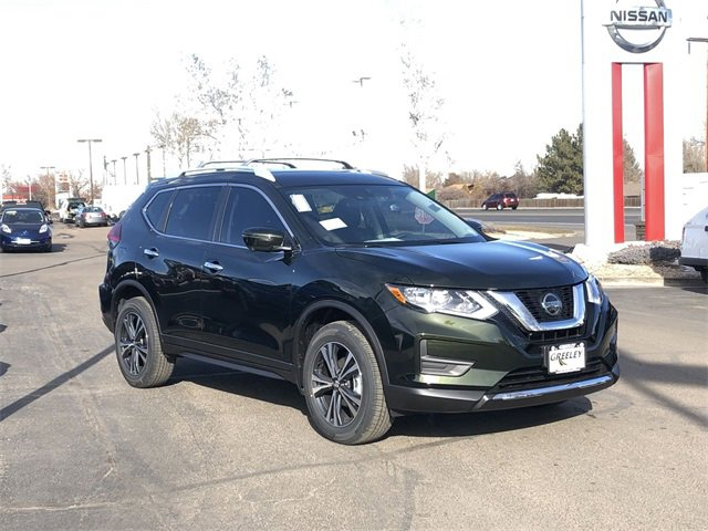New 2020 Nissan Rogue in Fort Collins, CO