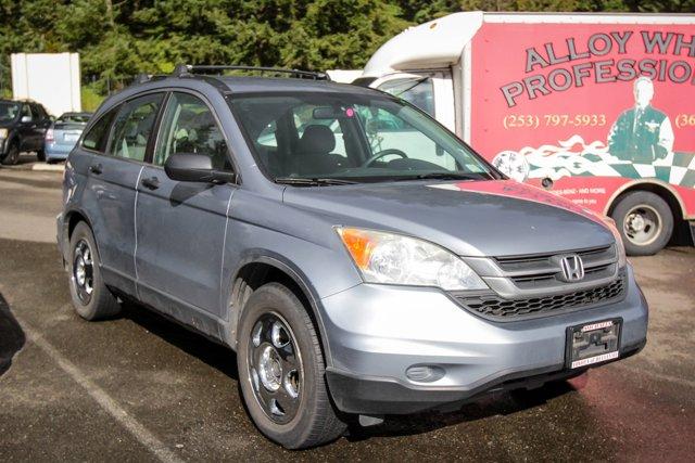 Used 2010 Honda CR-V 4WD 5dr LX