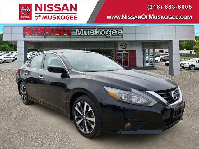 Used 2016 Nissan Altima in Muskogee, OK