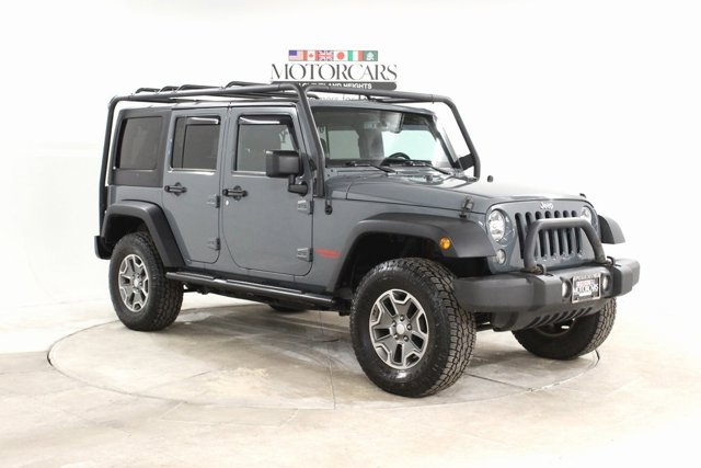 Used 2014 Jeep Wrangler Unlimited in Cleveland, OH