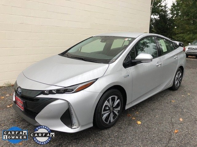 2018 Toyota Prius Prime STD