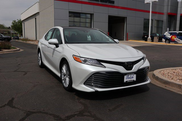 New 2019 Toyota Camry in Fort Morgan, CO