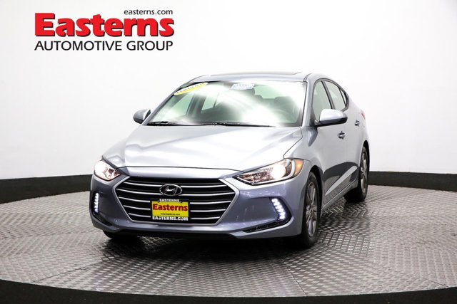 2017 Hyundai Elantra Value Edition 4dr Car