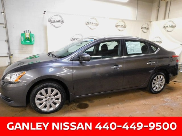 Used 2015 Nissan Sentra in Mayfield Heights, OH