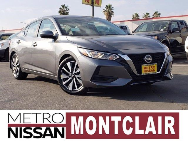 2021 Nissan Sentra SV SV CVT Regular Unleaded I-4 2.0 L/122 [10]