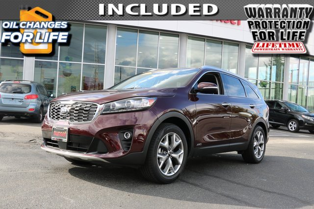 New 2019 KIA Sorento in Sumner, WA