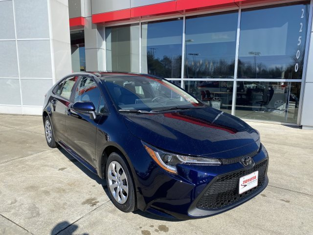New 2020 Toyota Corolla in Lexington Park, MD