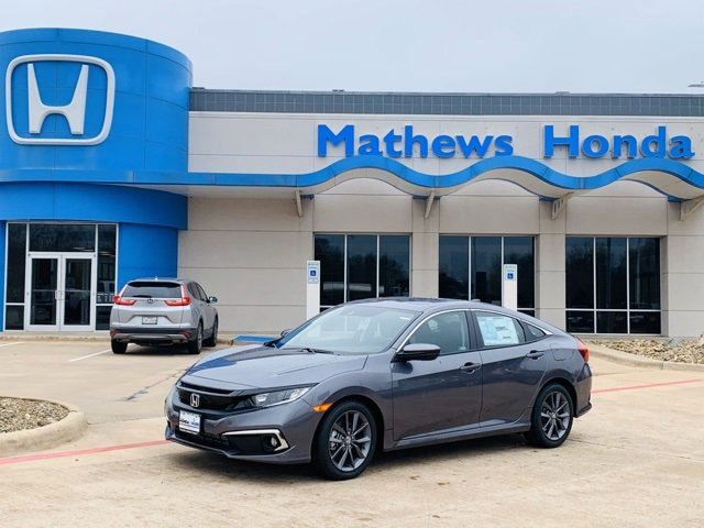 New 2020 Honda Civic Sedan in Paris, TX