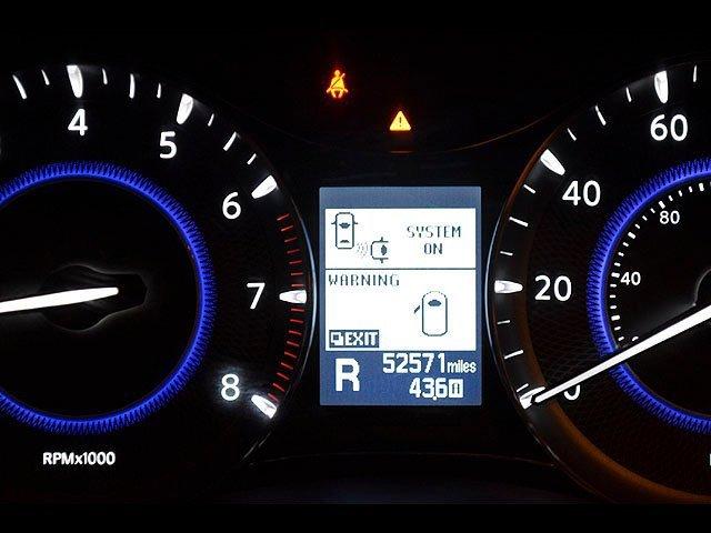 2015 INFINITI QX80 Driver Assist 8 Passenger AWD Navigation 31