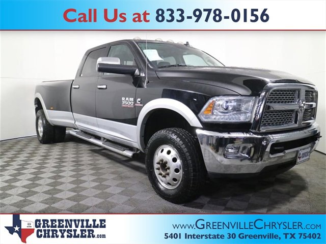 Used 2014 Ram 3500 in Greenville, TX