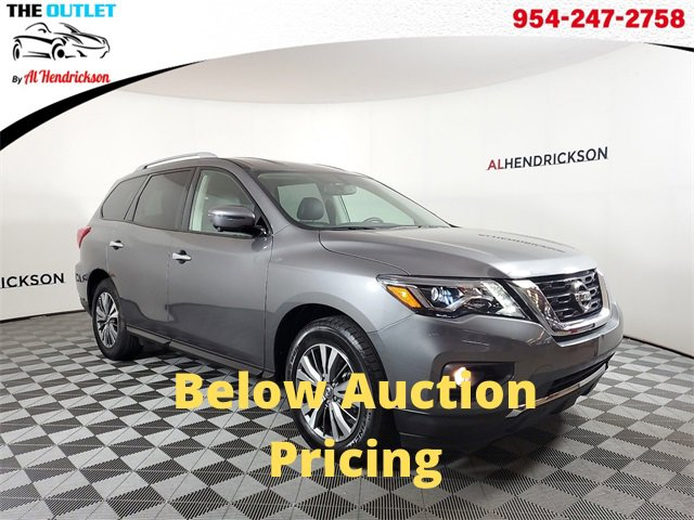 Used 2019 Nissan Pathfinder in Coconut Creek, FL