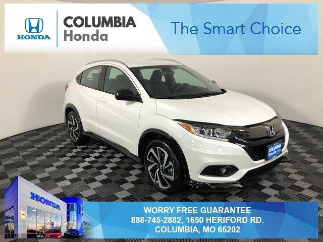Used 2019 Honda HR-V in Columbia, MO