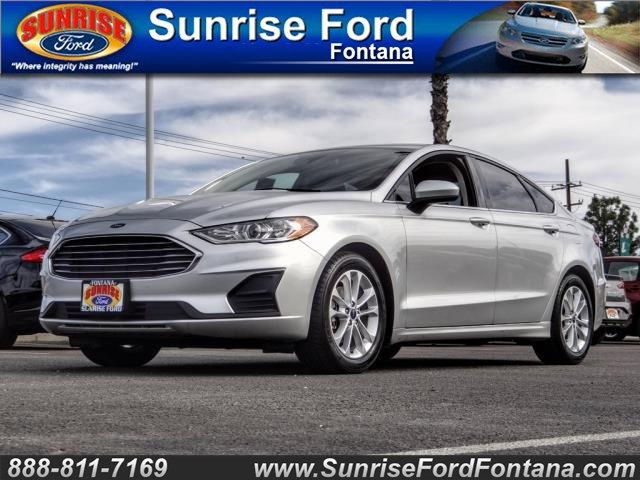2019 Ford Fusion SE SE FWD Intercooled Turbo Regular Unleaded I-4 1.5 L/91 [18]