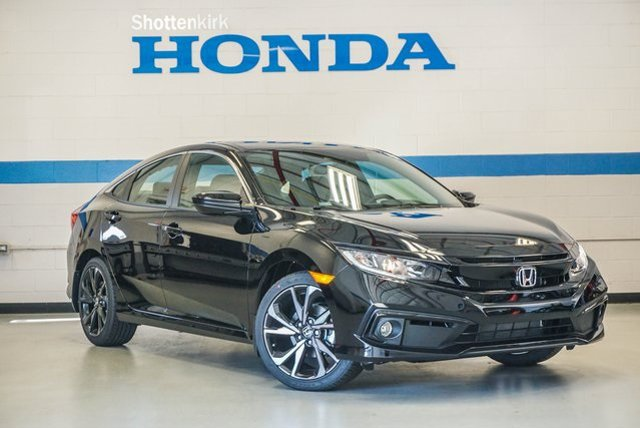 New 2020 Honda Civic Sedan in Cartersville, GA