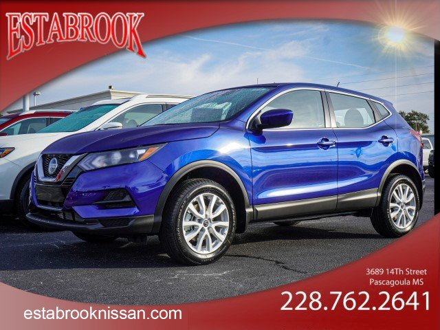 New 2020 Nissan Rogue Sport in Pascagoula, MS