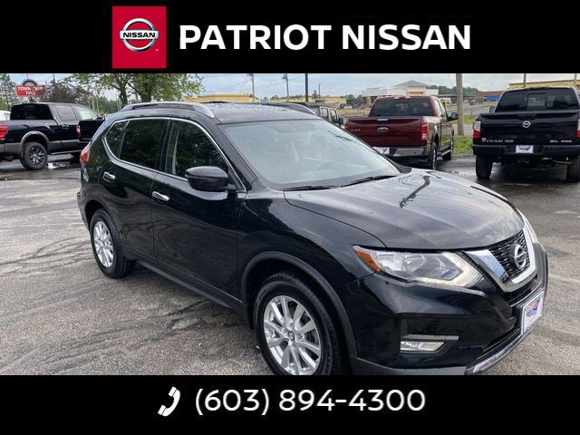 Used 2017 Nissan Rogue in Salem, NH