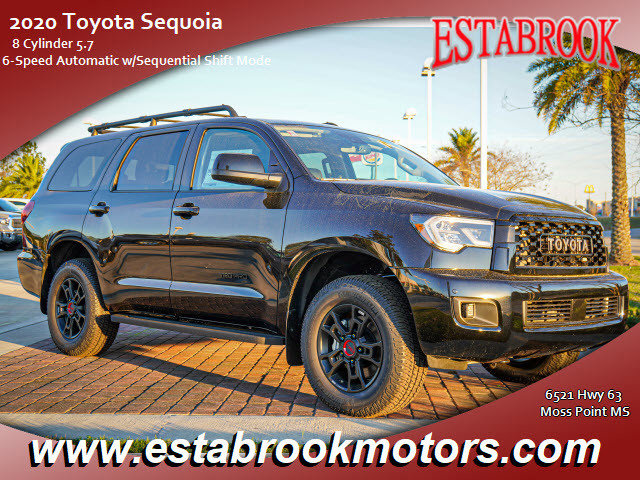 New 2020 Toyota Sequoia in Moss Point, MS