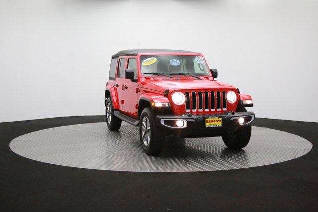 2019 Jeep Wrangler Unlimited for sale 123385 44