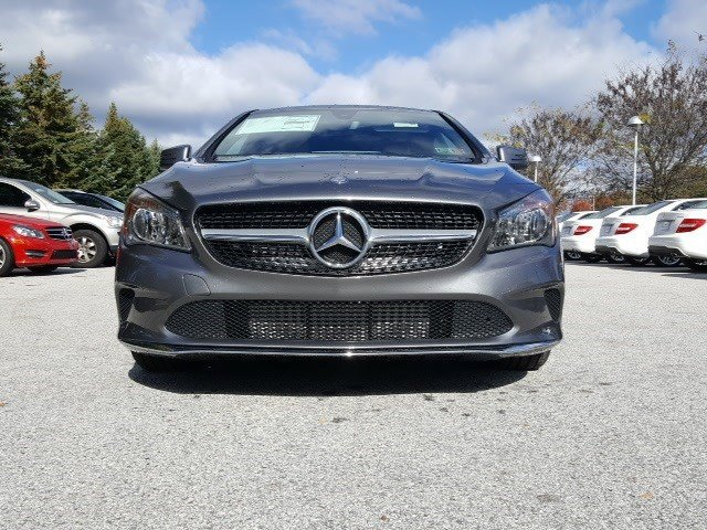 New 2017 Mercedes-Benz CLA CLA250 4MATIC Coupe