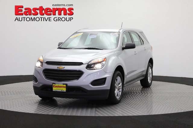 2017 Chevrolet Equinox for sale 125680 0