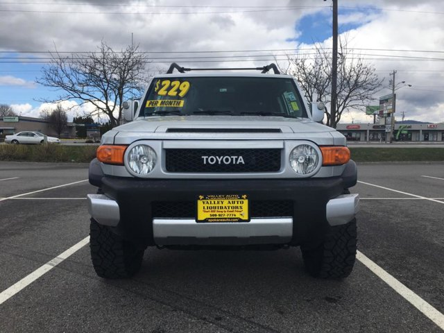 Used 2007 Toyota FJ Cruiser in Spokane, WA