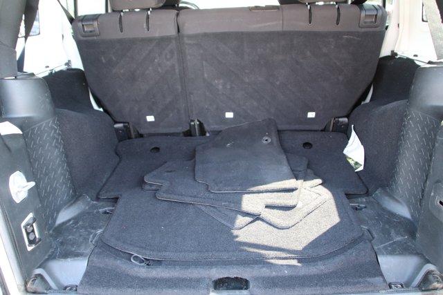Used 2018 Jeep Wrangler JK Unlimited Sport S 4x4