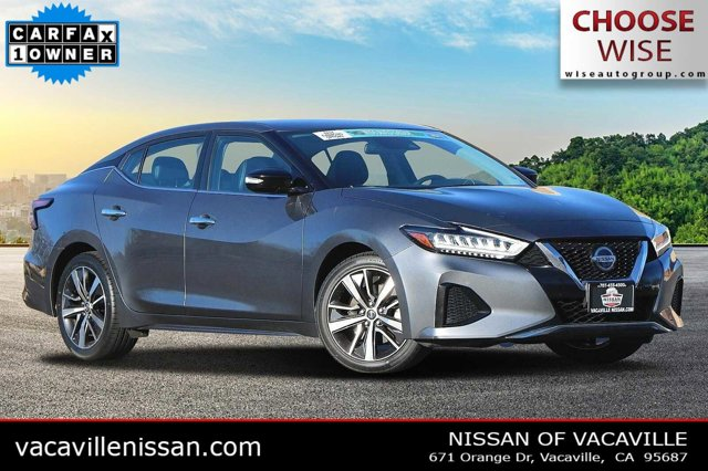 2020 Nissan Maxima SV SV 3.5L Premium Unleaded V-6 3.5 L/213 [19]