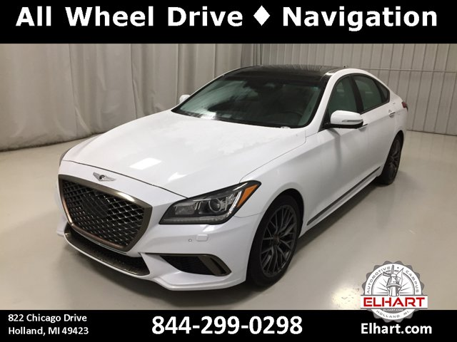 Used 2019 Genesis G80 in Holland, MI