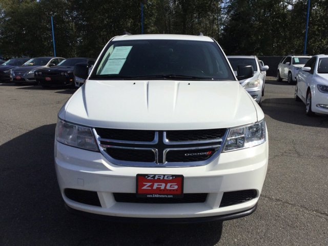 Used 2018 Dodge Journey SE FWD