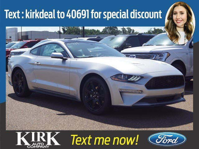 New 2019 Ford Mustang in Grenada, MS