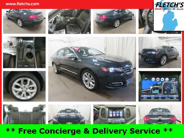 Used 2018 Chevrolet Impala in Petoskey, MI