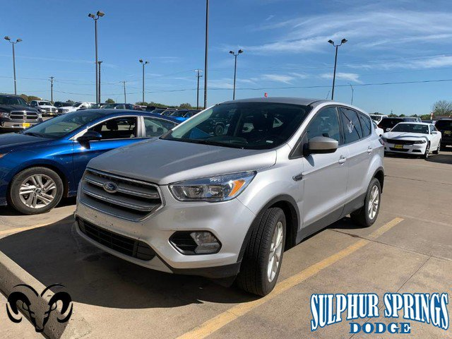 Used 2019 Ford Escape in Sulphur Springs, TX