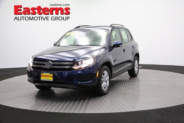 2016 Volkswagen Tiguan for sale 120668 0