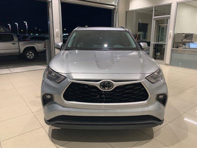 New 2020 Toyota Highlander in Henderson, NC
