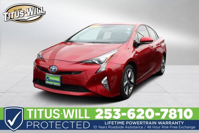 2017 Toyota Prius 4 TOURING LTHR NAV