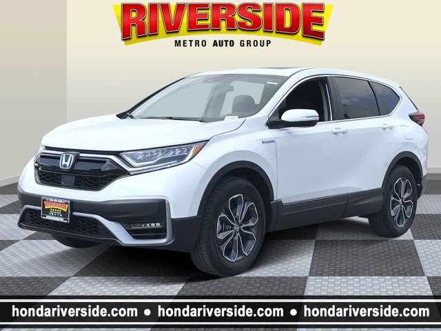 2020 Honda CR-V Hybrid EX EX AWD Gas/Electric I-4 2.0 L/122 [7]