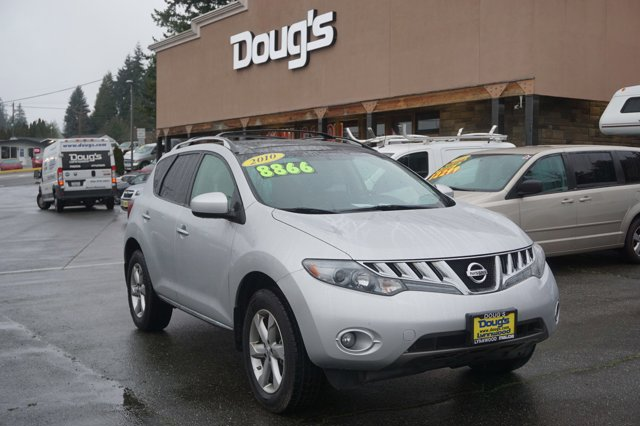 Used 2010 Nissan Murano in Lynnwood Seattle Kirkland Everett, WA