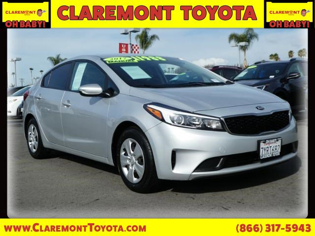 Used 2017 KIA Forte in Claremont, CA