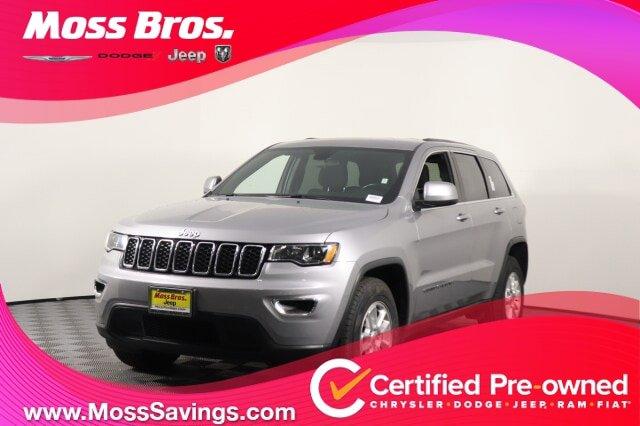 2020 Jeep Grand Cherokee Laredo Laredo 4x2 Regular Unleaded V-6 3.6 L/220 [6]