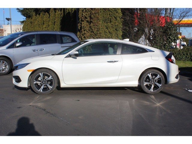 New 2017 Honda Civic Coupe Touring CVT