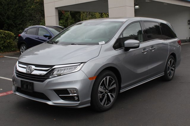 New 2020 Honda Odyssey in Bellevue, WA