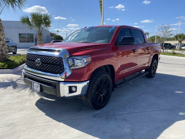 2019 Toyota Tundra 2WD SR5 SR5 CrewMax 5.5′ Bed 4.6L Regular Unleaded V-8 4.6 L/281 [3]