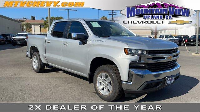 "2021 Chevrolet Silverado 1500 LT 2WD Crew Cab 147"" LT Gas V8 5.3L/325 [6]"