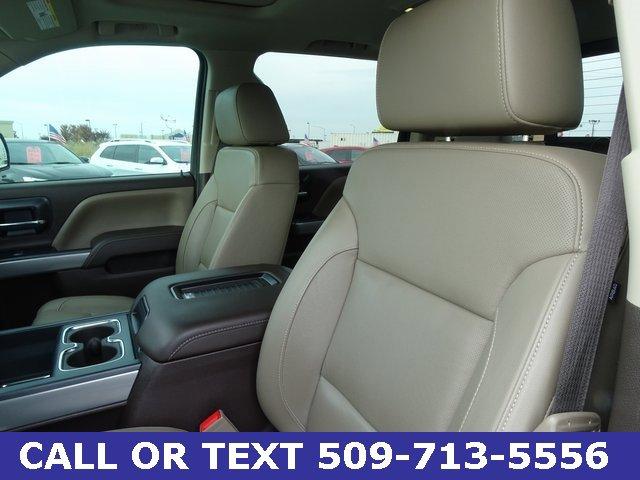 2017 Chevrolet C-K 1500 Pickup - Silverado