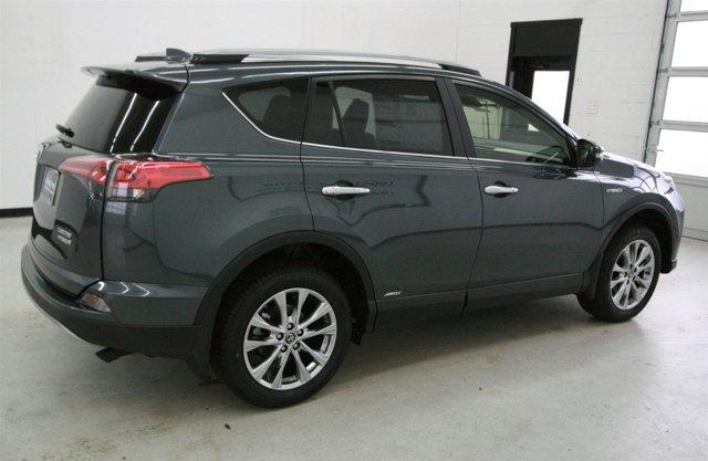 New 2017 Toyota RAV4 Hybrid Limited AWD