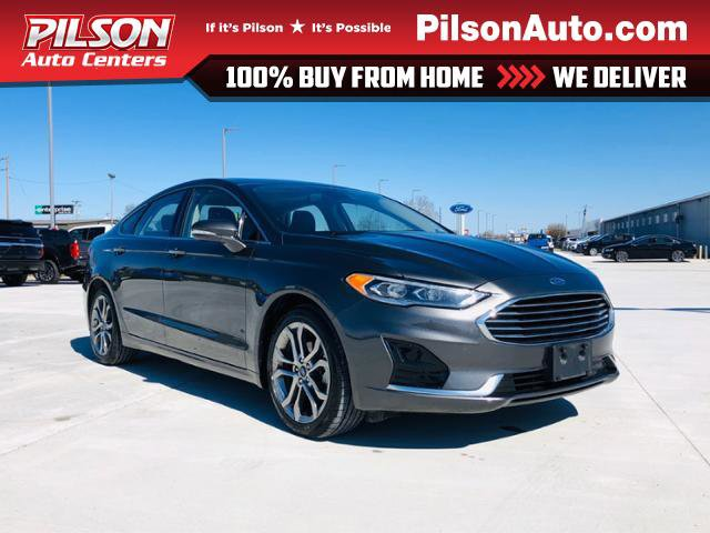 Used 2019 Ford Fusion in Mattoon, IL
