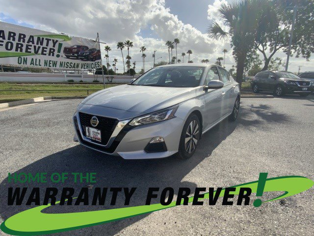 2021 Nissan Altima 2.5 SV 2.5 SV Sedan Regular Unleaded I-4 2.5 L/152 [0]