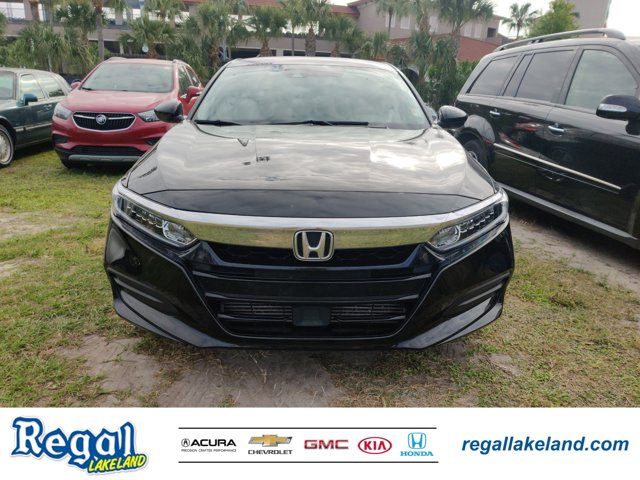 Used 2018 Honda Accord Sedan in Lakeland, FL